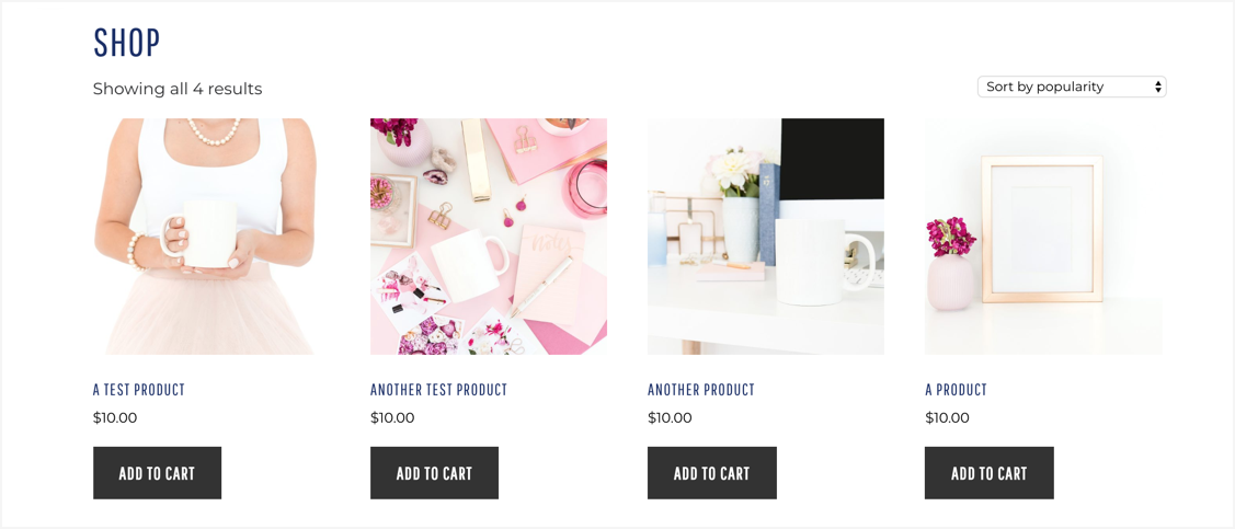 Customize Your WooCommerce Shop